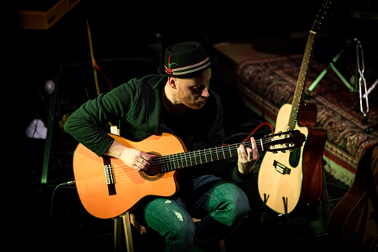 Francesco - chitarre