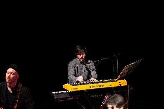 Luca - pianoforte, sintetizzatore